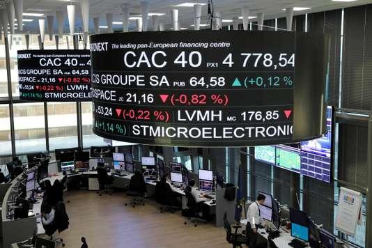 93,4 milliards d'euros de profits pour le CAC 40 en 2017