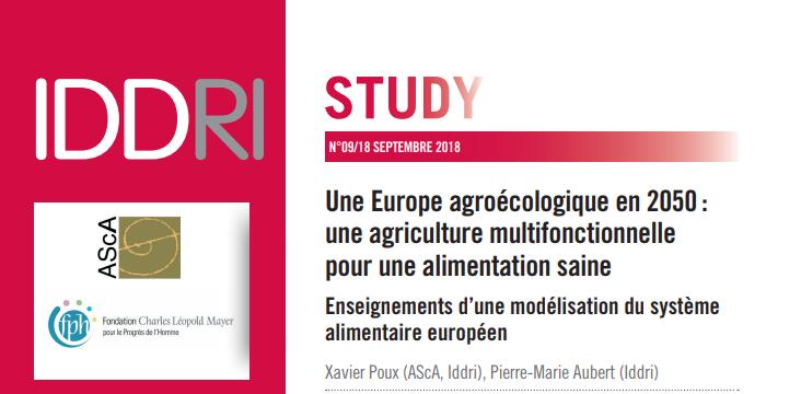 Une Europe agroécologique en 2050